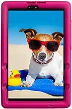 BobjGear Bobj Rugged Tablet Case for Lenovo Tab M8 FHD (TB-8705F) Kid Friendly (Rockin' Raspberry)