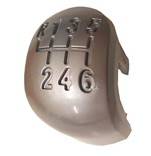 myshopx Schaltknauf Emblem Kappe 6 Gang E4