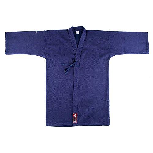 Uniforme Iaido/Kendo Gi Professional 2.0 | Azúl Oscuro Añil | 190 cm