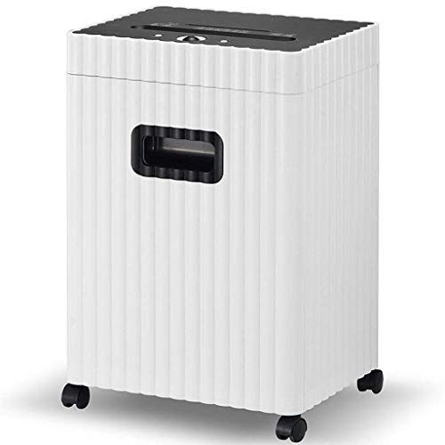 Purchase Bdesign Cross-Cut Paper Shredder, Overload and Thermal Protection, 22 Litre Wastebasket Cap...