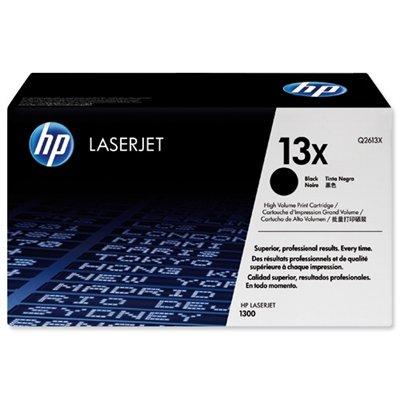 Hewlett Packard N.O [HP] 13X cartucho de tóner láser 4000pp color negro Q2613X