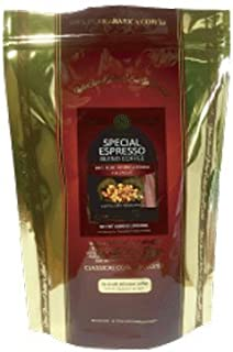 コーヒー豆 スペシャル エスプレッソ ブレンド 2.2lb( 1Kg ) 【 パウダー挽 】 100% アラビカ コーヒー  クラシカルコーヒーロースター