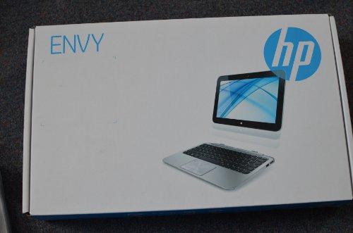 HP ENVY x2 11-g030ea 1.8GHz Z2760 Intel Atom 11.6' 1366 x 768Pixel Touch screen Argento Ibrido (2 in 1)