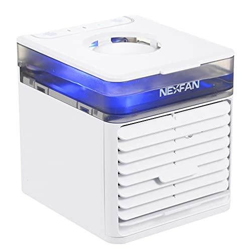 STOBOK Aire acondicionado portátil USB aire acondicionado de escritorio espacio personal ventilador enfriador de aire humidificador purificador para oficina en casa