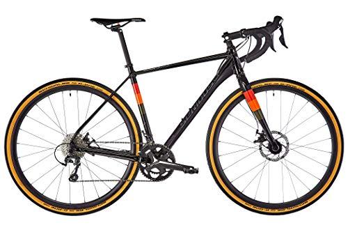 SERIOUS Grafix Black/orange Earth Rahmenhöhe XXL | 60cm 2020 Cyclocrosser