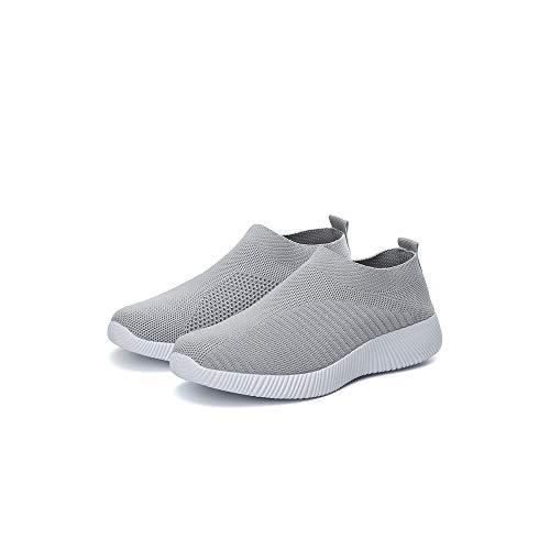 No brand Dames Sneaker Gevulkaniseerde sneakers met panty's, voor dames en heren