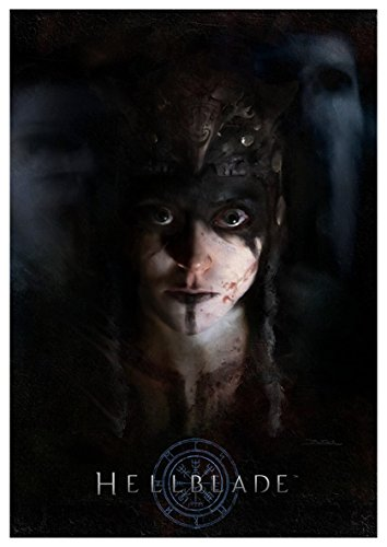 Instabuy Posters Senua Hellblade (C) - A3 (42x30 cm)