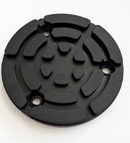 Kora TP120ZM Gummiteller mit Stahlplatte für Hebebühne Zippo und andere