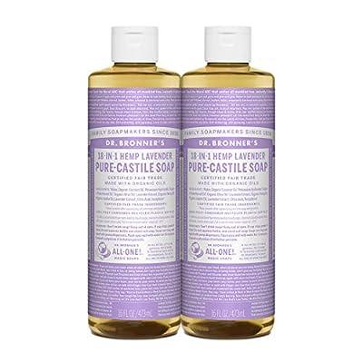 Dr. Bronner's Pure-Castile Liquid Soap - Lavender