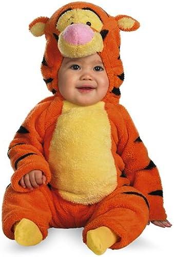 Disguise Inc 32801 Winnie the Pooh - Tigger Baby Kost-m Größe 12-18 Monate