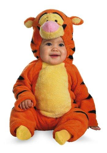 D-guisez Inc 32801 Winnie l'Ourson - Tigrou Costume Enfant Taille 12-18 Mois