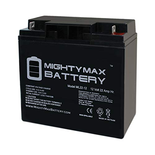 Mighty Max Battery 12V 22AH Replacement Battery for Die Hard Portable Jump Starter 1150 Brand Product