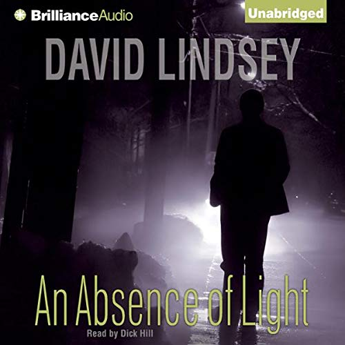 An Absence of Light audiobook cover art