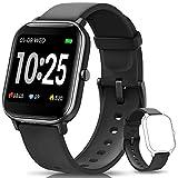 AIMIUVEI Smartwatch, Reloj Inteligente IP67 con Pulsómetro,