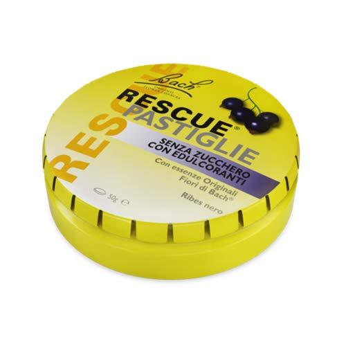 Rescue Bach Pastiglie Ribes, Nero - 50 gr
