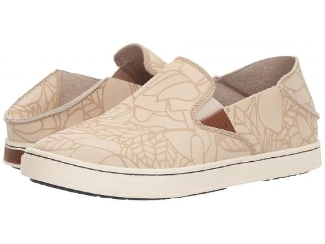振り子すべき所得Olukai(オルカイ) レディース 女性用 シューズ 靴 スニーカー 運動靴 Pehuea Lau - Tapa/Tapa 8 B - Medium [並行輸入品]