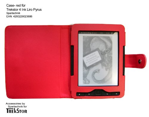 Spartechnik Rote Tasche für Trekstor 4 Ink 4ink 4.0 Hugendubel Bertelsmann Weltbild...