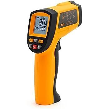NKTECH Thermomètre Infrarouge NK 200 Pistolet à