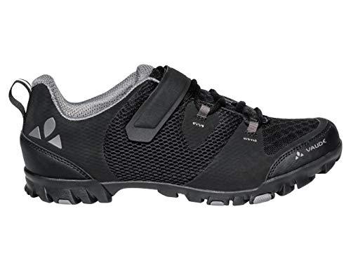 Vaude Herren Men\'s Tvl Hjul Radreise Schuhe, Schwarz (Black 010), 46 EU
