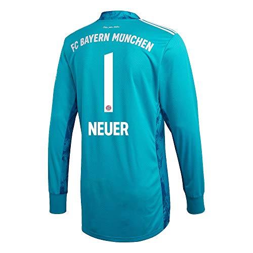 adidas Bayern München Neuer 1 Home TW Trikot 2019-2020 - M