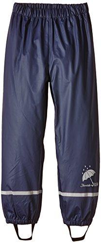 Sterntaler Jungen 5651530 Regenhose, Blau (Marine 300), Größe: 128