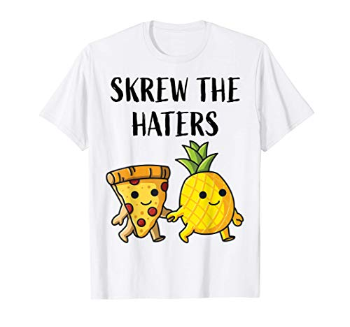 Pizza Hawaii Ananas Pizza essen Pizza & Ananas T-Shirt