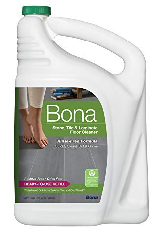 Bona Stone Tile and Laminate Floor Cleaner Refill FamilyValue 2g