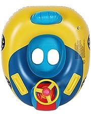 Zwemring, opblaasbare auto Baby Kids Peuter Zwemmen Float Seat Boot Zwembad Zwemring Zwemspeelgoed Veilig Waterdicht Duurzaam Niet-giftig