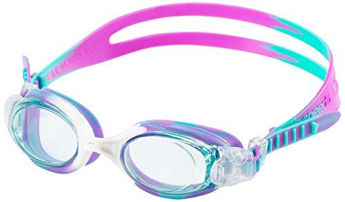 Speedo Unisex-Adult Swim Goggles Hydrosity White Cloud, One Size