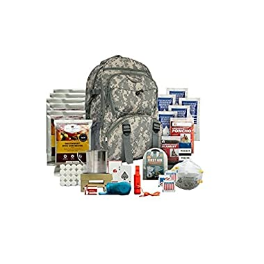 Wise Company Five Day Survival Pack Camo