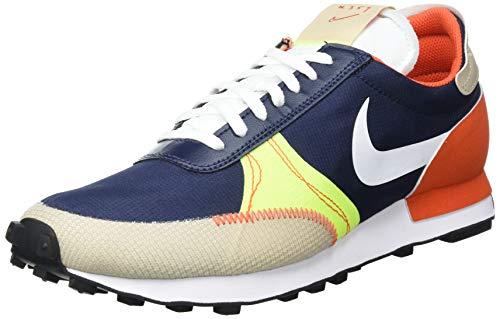 Nike DBreak-Type SE, Zapatillas de Gimnasio Hombre, Obsidian White Volt Oatmeal, 42.5...