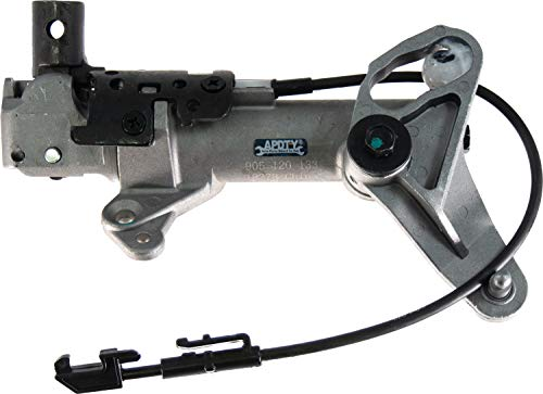 APDTY 136574 Steering Column Shift Mechanism Fits Select 1998-2014 GM Vehicles (Check Fitment Chart; Replaces 19149553, 19180082, 26092432)