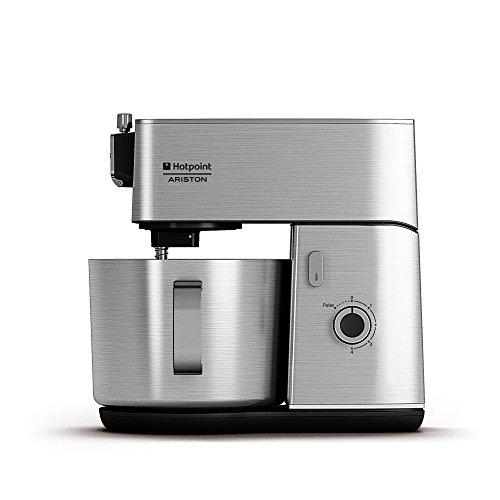 Hotpoint KM 040 AX0 robot da cucina 5 L Acciaio inossidabile 400 W