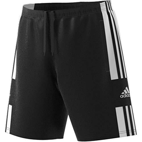 adidas GK9557 SQ21 DT SHO Shorts Mens Black/White L