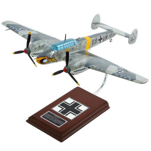 Mastercraft Collection Messerschmitt Me -110C (BF-110C) Model Scale:1/32