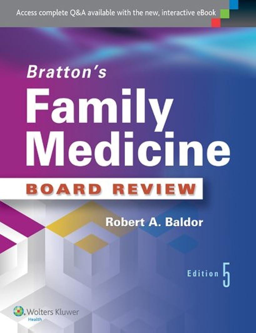 ダース残酷な洋服Bratton's Family Medicine Board Review (English Edition)