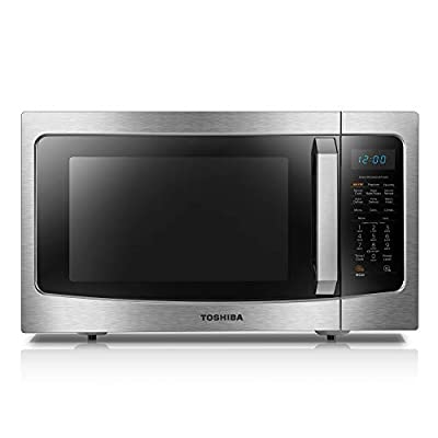 Toshiba ML-EC42P(SS) microwave oven, Stainless Steel