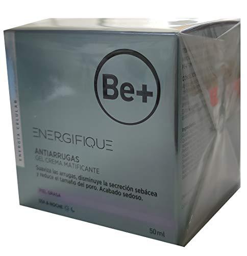 Be+ Energifique Antiarrugas gel crema matificante piel grasa 50ml