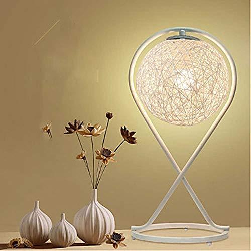 L.W.S Lámpara de Escritorio Lámpara de plástico Cuerpo de plástico 8 Palabra Arte Blanco Simple/Retro/Retro/Moderno/Moderno Mini Estilo/protección de Ojo lámpara de Mesa de Madera/bambú