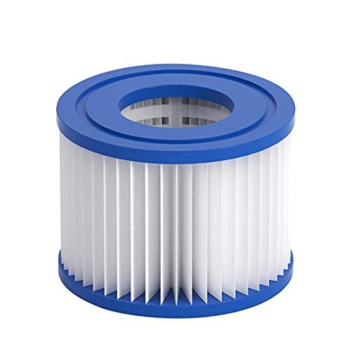 Jiaojie Cartucho de repuesto para filtro de piscina, para muchos modelos de piscina