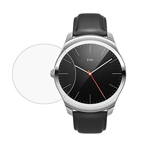 AUSKAS Screen Protector 0.26mm 2.5D Tempered Glass Film voor TIC Watch 2 Smartwatch Film