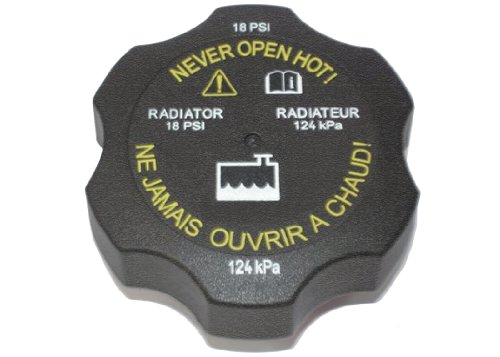 ACDelco RC111 GM Original Equipment 18 P.S.I. Radiator Cap