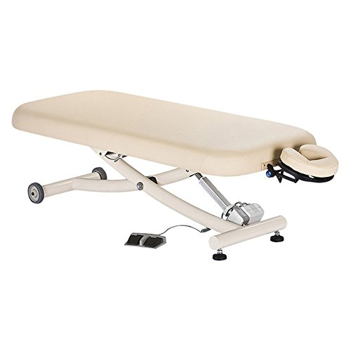 EARTHLITE Electric Lift Massage Table ELLORA VISTA - Most Popular Spa Lift Massage Table, Comfortable & Reliable, Tattoo...