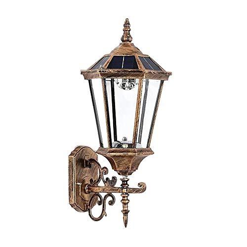 SSZZ Wandlamp Solare Waterdicht - Vintage LED wandlamp voor hal tuin van Villa