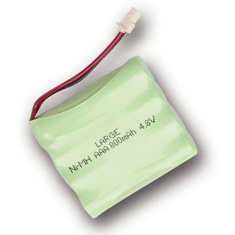 I-TECH - Batteria Ricaricabile Mio-Care Ricambi Elettrostimolatori