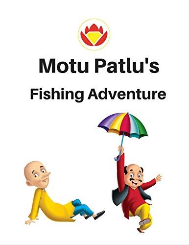 Motu Patlu and Fishing Adventure (Diamond Comics Motu Patlu) (English Edition)