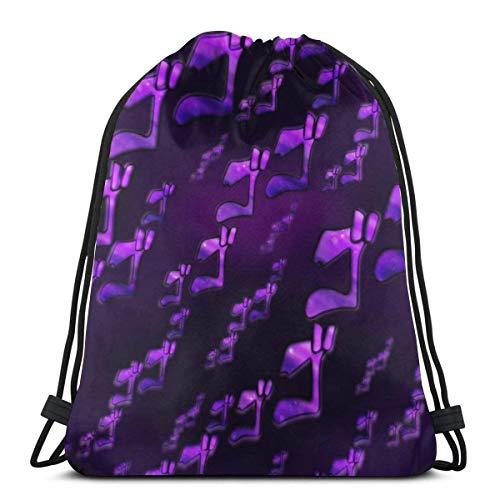WH-CLA Mochila con Cordón J-Ojo 'S Bizarre Adventure Ora Drawstring Bag Anime Printed Wrapping Gift Bag...