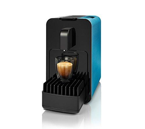 Cremesso 1000558i Kaffee Maschine Viva B6, Strong PETROL