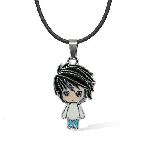 papapanda Collar para Death Note L