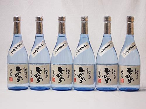 球磨焼酎 限定酒 自家栽培米ひのひかり 減圧蒸留(熊本県)恒松酒造 720ml×6本
